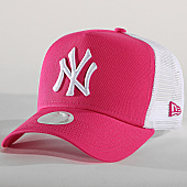 /achat-trucker/new-era-casquette-trucker-femme-new-york-yankees-11871467-rose-blanc-167474.html