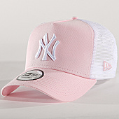 /achat-trucker/new-era-casquette-trucker-league-essential-new-york-yankees-11871473-rose-blanc-167481.html