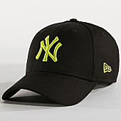 /achat-casquettes-de-baseball/new-era-casquette-league-essential-940-new-york-yankees-11871476-noir-167485.html