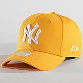 /achat-casquettes-de-baseball/new-era-casquette-femme-940-new-york-yankees-11871477-jaune-167486.html