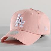 /achat-casquettes-de-baseball/new-era-casquette-femme-940-los-angeles-dodgers-11871478-rose-clair-167488.html