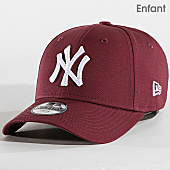 /achat-casquettes-de-baseball/new-era-casquette-enfant-league-essential-new-york-yankees-11871490-bordeaux-167496.html