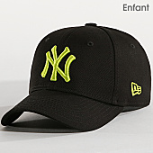 /achat-casquettes-de-baseball/new-era-casquette-enfant-league-essential-940-new-york-yankees-11871493-noir-167499.html