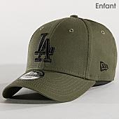 /achat-casquettes-de-baseball/new-era-casquette-enfant-940-los-angeles-dodgers-11871495-vert-kaki-167500.html