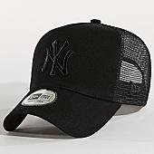 /achat-trucker/new-era-casquette-trucker-essential-jersey-new-york-yankees-11871548-noir-167503.html