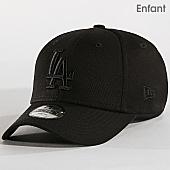 /achat-casquettes-de-baseball/new-era-casquette-enfant-940-los-angeles-dodgers-11871665-noir-167532.html