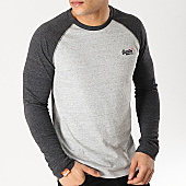 /achat-t-shirts-manches-longues/superdry-tee-shirt-manches-longues-orange-label-baseball-gris-chine-gris-anthracite-167293.html