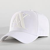 /achat-casquettes-de-baseball/armani-exchange-casquette-954079-cc518-blanc-167571.html