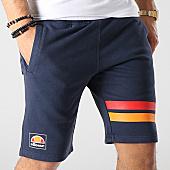 /achat-shorts-jogging/ellesse-short-jogging-rayures-1033n-bleu-marine-167565.html
