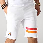 /achat-shorts-jogging/ellesse-short-jogging-rayures-1033n-blanc-167566.html