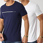 /achat-t-shirts/guess-lot-de-2-tee-shirts-u92g10jr00a-blanc-bleu-marine-167655.html