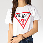/achat-t-shirts/guess-tee-shirt-crop-femme-o84i113z07-blanc-167669.html