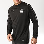 /achat-t-shirts-manches-longues/puma-tee-shirt-de-sport-manches-longues-om-754004-noir-167619.html