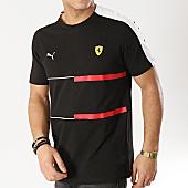 /achat-t-shirts/puma-tee-shirt-a-bandes-ferrari-t7-577823-noir-167625.html