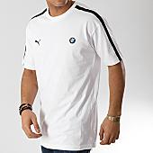 /achat-t-shirts/puma-tee-shirt-a-bandes-bmw-motorsport-lite-577780-blanc-167658.html