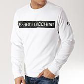 /achat-sweats-col-rond-crewneck/sergio-tacchini-sweat-crewneck-cozie-blanc-167647.html
