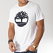 /achat-t-shirts/timberland-tee-shirt-brand-tb0a1l6o-blanc-167616.html
