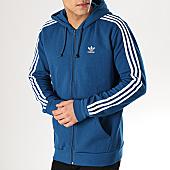 /achat-sweats-zippes-capuche/adidas-sweat-zippe-capuche-3-stripes-fz-dv1556-bleu-marine-167731.html