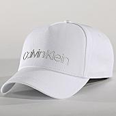 /achat-casquettes-de-baseball/calvin-klein-casquette-4699-blanc-167724.html