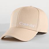 /achat-casquettes-de-baseball/calvin-klein-casquette-femme-side-logo-5170--beige-167727.html