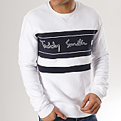/achat-sweats-col-rond-crewneck/teddy-smith-sweat-crewneck-sviko-rc-blanc-167738.html
