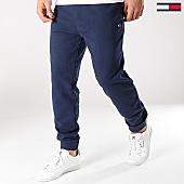 /achat-pantalons-joggings/tommy-hilfiger-jeans-pantalon-jogging-classic-6031-bleu-marine-167757.html
