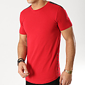 /achat-t-shirts/classic-series-tee-shirt-a-bandes-326-rouge-167864.html