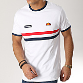 /achat-t-shirts/ellesse-tee-shirt-a-bandes-banlo-sha07027-blanc-167893.html