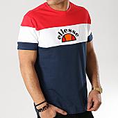/achat-t-shirts/ellesse-tee-shirt-gubbio-sha04388-rouge-blanc-bleu-marine-167921.html
