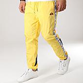 /achat-pantalons-joggings/ellesse-pantalon-jogging-a-bandes-avico-sha05327-jaune-167987.html