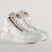 /achat-baskets-montantes/guess-baskets-fm6knmlea12-white-gold-167823.html
