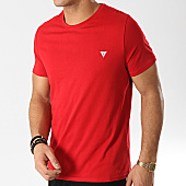 /achat-t-shirts/guess-tee-shirt-m92i19i3z00-rouge-167969.html