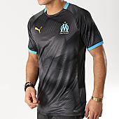 /achat-t-shirts/puma-tee-shirt-de-sport-om-graphic-jersey-noir-167943.html