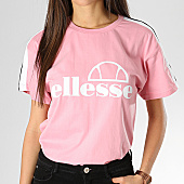 /achat-t-shirts/ellesse-tee-shirt-femme-appi-rose-168107.html