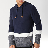 /achat-pulls/esprit-pull-capuche-019cc2i002-bleu-marine-blanc-168013.html