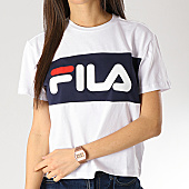 /achat-t-shirts/fila-tee-shirt-crop-femme-allison-682125-blanc-bleu-marine-168106.html