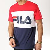 /achat-t-shirts/fila-tee-shirt-day-681244-bleu-marine-blanc-rouge-168115.html