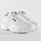 /achat-baskets-basses/fila-baskets-femme-disruptor-m-low-1010608-1fg-white-168119.html