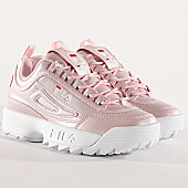 /achat-baskets-basses/fila-baskets-femme-disruptor-m-low-1010608-71d-chalk-pink-168131.html