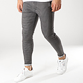 /achat-pantalons-carreaux/grj-denim-pantalon-13516-gris-anthracite-168050.html