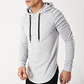/achat-sweats-capuche/lbo-sweat-capuche-oversize-614-gris-chine-168167.html