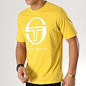 /achat-t-shirts/sergio-tacchini-tee-shirt-iberis-37740-jaune-blanc-168037.html