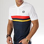 /achat-polos-manches-courtes/sergio-tacchini-polo-manches-courtes-de-sport-carmelo-38185-blanc-bleu-marine-168076.html