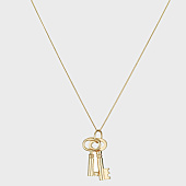 /achat-accessoires-de-mode/chained-and-able-collier-mini-key-bunch-nb17004-dore-168270.html