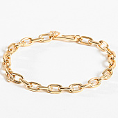 /achat-bracelets/chained-and-able-bracelet-cuban-link-bb17046-dore-168288.html