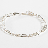 /achat-bracelets/chained-and-able-bracelet-royal-figaro-oe024-argente-168295.html