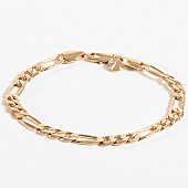 /achat-bracelets/chained-and-able-bracelet-royal-figaro-oe025-dore-168299.html
