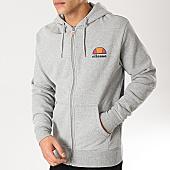 /achat-sweats-zippes-capuche/ellesse-sweat-zippe-capuche-miletto-shs03314-gris-chine-168186.html