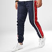 /achat-pantalons-joggings/terance-kole-pantalon-jogging-a-bandes-88033-bleu-marine-rouge-blanc-168290.html