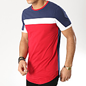 /achat-t-shirts-longs-oversize/terance-kole-tee-shirt-oversize-98211-bleu-marine-blanc-rouge-168296.html